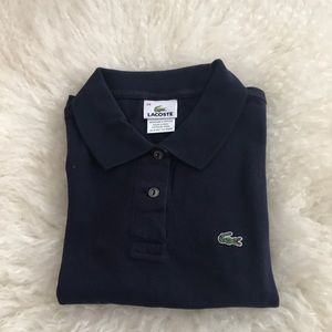 Lacoste boys polo shirt